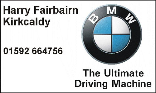 Harry Fairbairn BMW